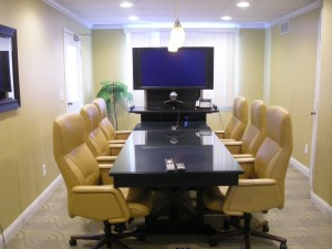 Legal Videoconferencing