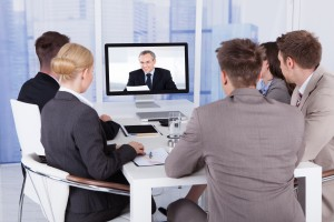 Court Reporting Video Conference