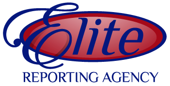 Elite Court Reporting Agency